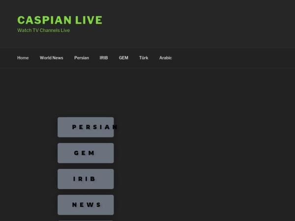caspianlive.com